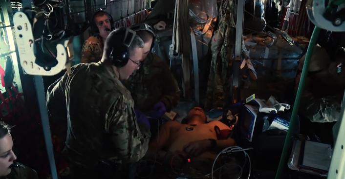 455th Aero Medical Evacuation Squadron