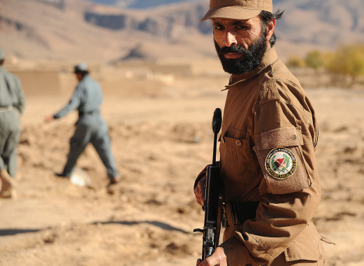 Afghan Local Police (ALP)