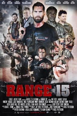 Range 15 Movie Poster