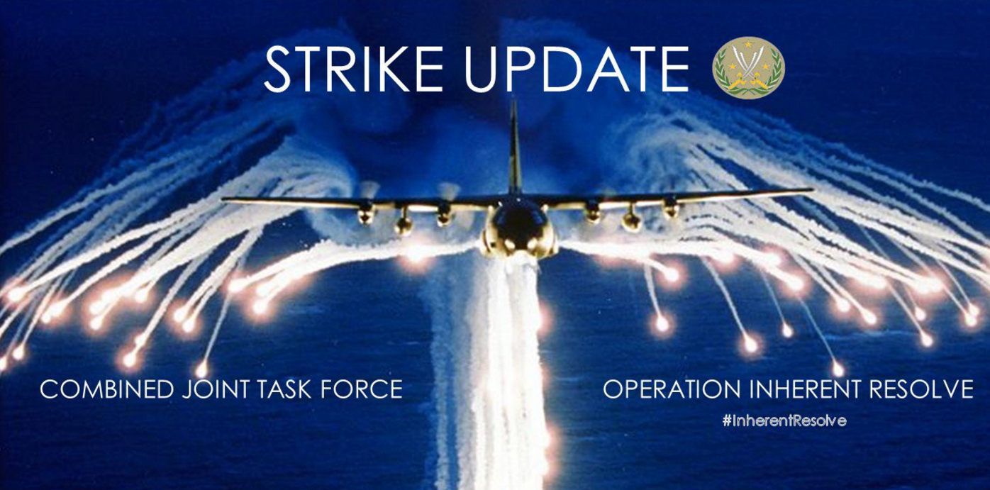 Strike Update Operation Inherent Resolve
