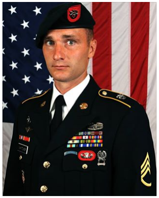 SSG David J. Whitcher