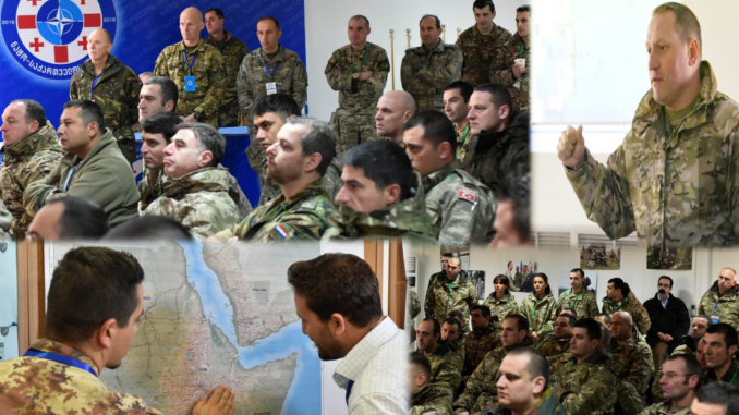 NATO Georgia Exercise 16