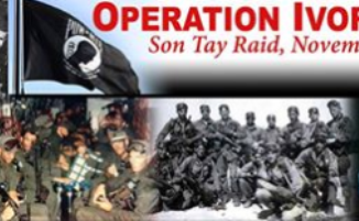 Son Tay Raid 21-22 November 1970 - Image from USSOCOM Facebook 21 Nov 2016)