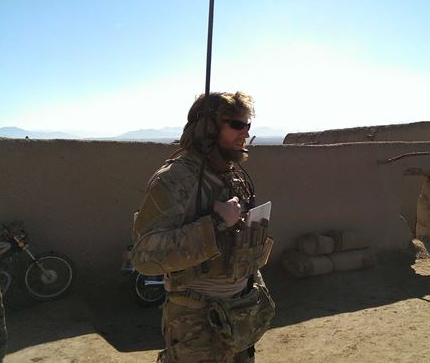 SSgt Keaton Thiem - Combat Controller with 22nd Special Tactics Squadron (STS). (USAF Courtesy photon/released)
