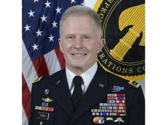 General Tony Thomas, Commander of USSOCOM