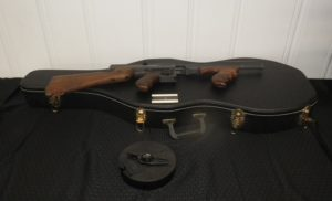 Thompson Submachine Gun, US . 45, MIAI