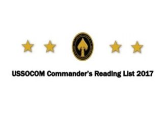 USSOCOM-Commanders-Reading-List-2017