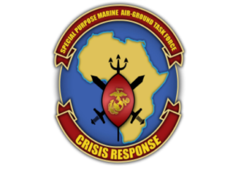 SPMAGTF-CR-AF Special Purpose Marine Air-Ground Task Force - Crisis Response Africa