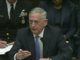 R4&S - Secretary of Defense Jim Mattis testifies before the Senate Armed Services Committee on October 3, 2017. (DoD Photo)