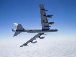 B-52 Strategic Bomber (USAF photo)