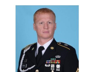 SSG Jeremiah Johnson, Special Forces, KIA Niger, October 4, 2017