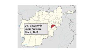 Stephen Cribben - U.S. casualty Logar Nov 4, 2017