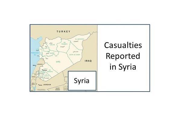 MSG Dunbar - Coalition Casualties Syria