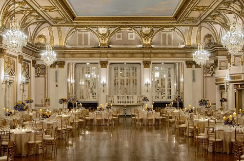 "The ""Night of Excellence"" was held in the Grand Ballroom of the Fairmont Copley Plaza, Boston, Massachusetts"