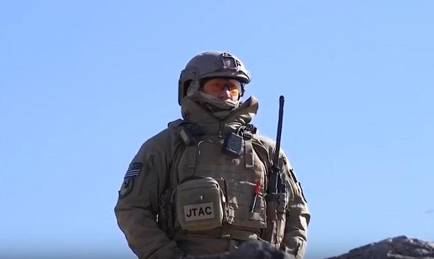 JTAC training video