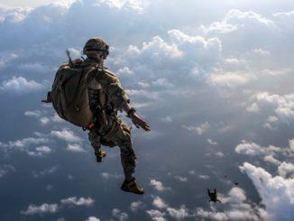 Free Fall 82nd ERS Djibouti