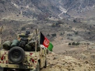 Afghan Commandos Nangarhar Province NSOCC-A, Dec 11, 2017