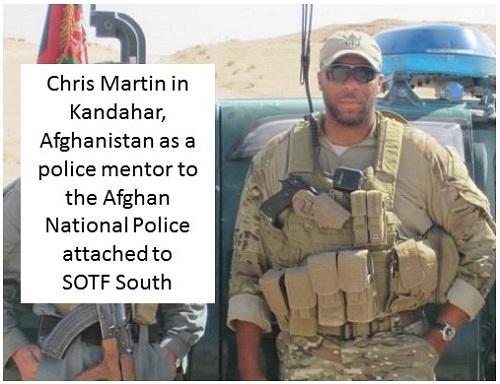 Chris Martin SOTF-South Afghanistan