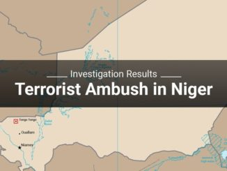 Niger Ambush Investigation