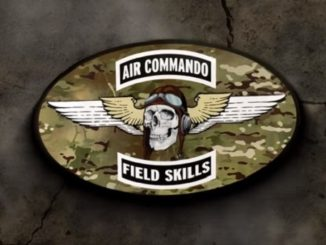 Air Commando Field Skills video by 371st Special Operations Command Training Squadron June 5, 2018.