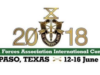 Special Forces Association 2018 Convention