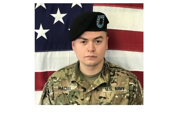 CPL Joseph Maciel Afghanistan KIA July 2018