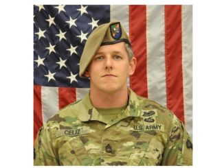 SFC Christopher Celiz KIA Afghanistan on July 12, 2018.