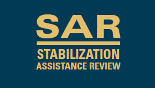 Implementing Stabilization Assistance Review (SAR) by Chuck Barham USSOCOM