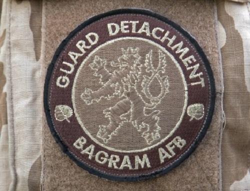 Czech Republic Guard Detachment Bagram AF
