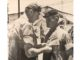 Lyle Dean Drake receiving the Silver Star in Vietnam while assigned to the 5th Special Forces Group.