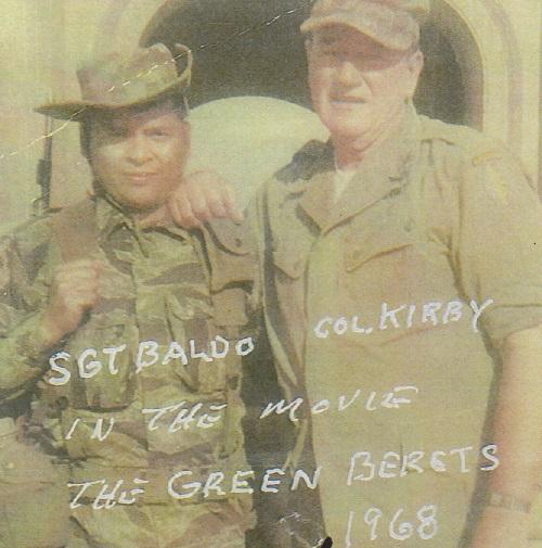 SGT Baldo The Green Berets