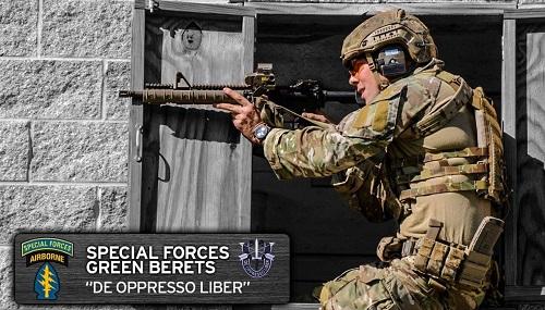 Go Army SOF