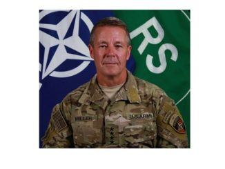 Resolute Support Mission Commander - Gen Miller