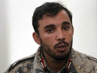 General Abdul Raziq Provincial Chief of Police Kandahar