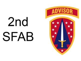 2nd SFAB Security Force Assistance Brigade