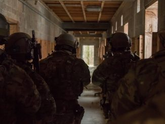 SOF Operators conduct CQB. Photo by Sgt. Matthew Britton, USSOCOM, September 22, 2018.