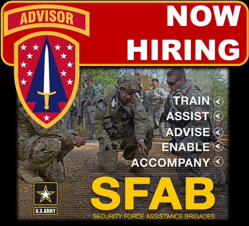 54th SFAB - ARNG's Security Force Assistance Brigade | SOF News