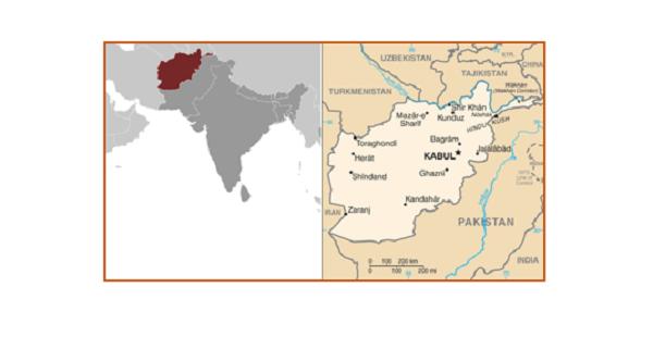 Afghanistan casualty