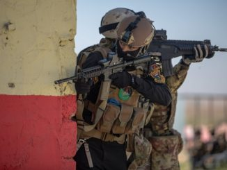 Iraqi Special Operations Force (ISOF)